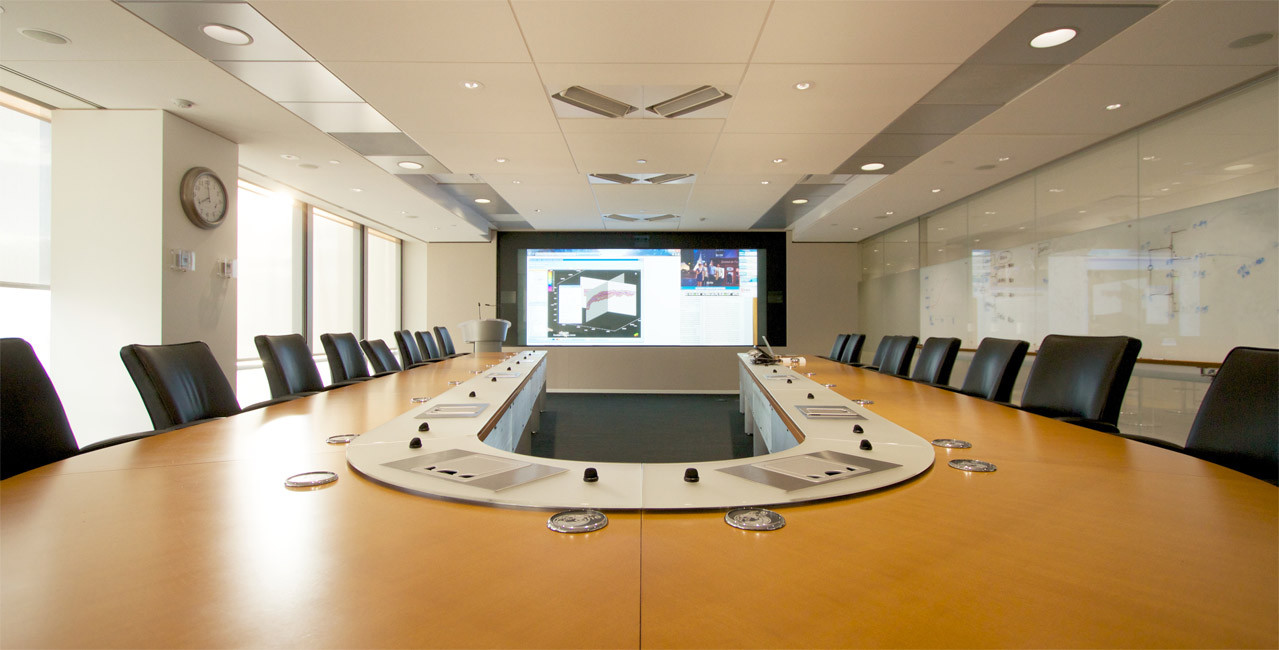 Corporate Audio Visual & Conference/Meeting Room systems | Calgary ...